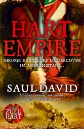 Hart of Empire ebook by Saul David
