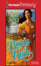 Bogus Bride ebook by Emily French