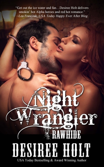 Night Wrangler ebook by Desiree  Holt