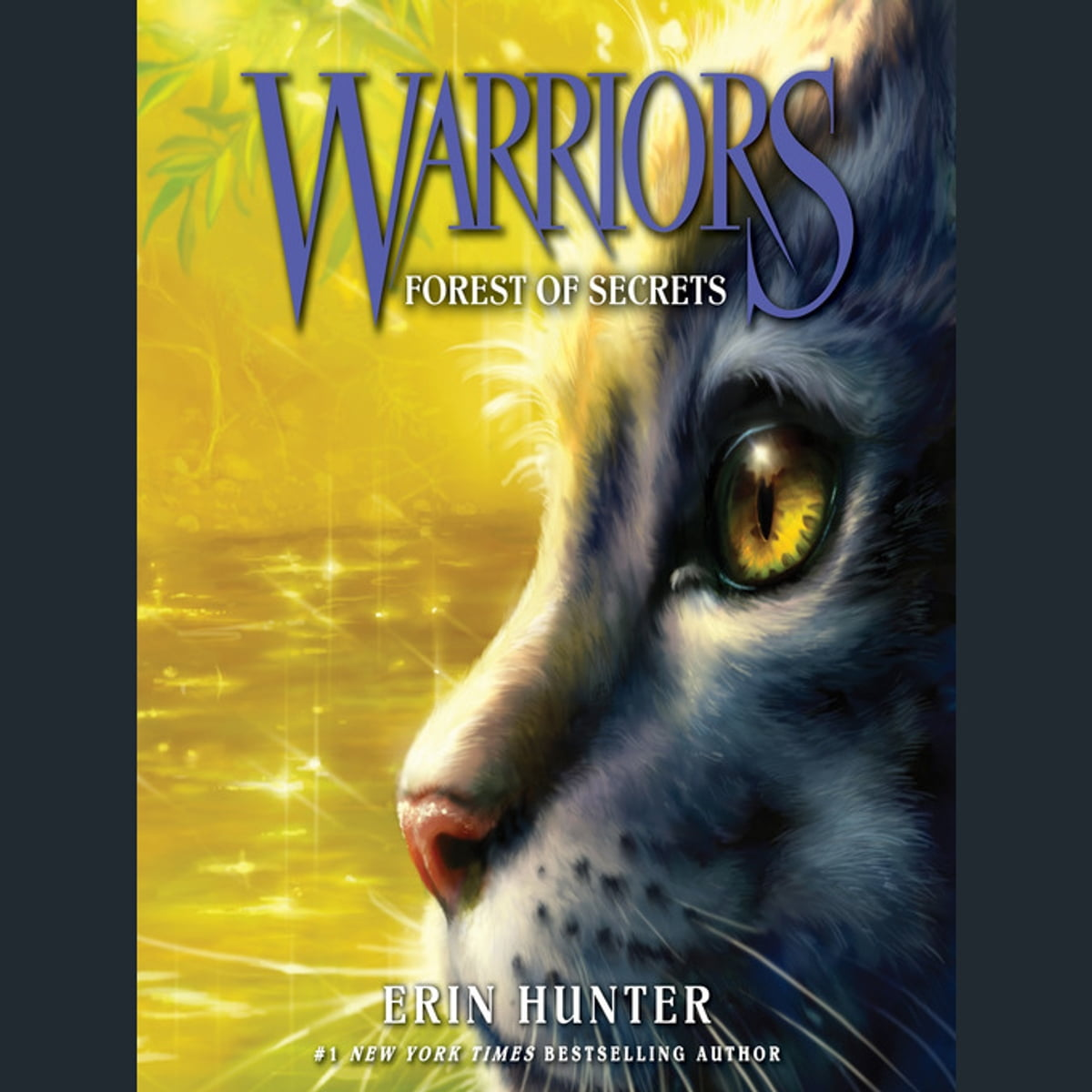 By Erin Hunter Warriors App: Warriors #3: Forest Of Secrets Audiobook By Erin Hunter