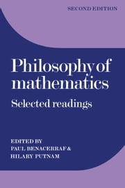 Philosophy of Mathematics ebook by Benacerraf, Paul