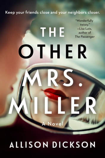 The Other Mrs. Miller ebook by Allison Dickson