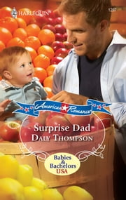 Surprise Dad ebook by Daly Thompson
