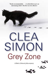 Grey Zone ebook by Clea Simon