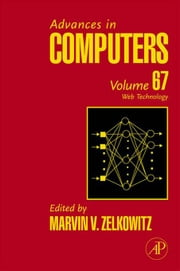 Advances in Computers: Web Technology ebook by Zelkowitz, Marvin