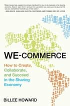 We-Commerce ebook by Billee Howard