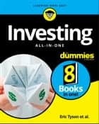 Investing All-in-One For Dummies ebook by Eric Tyson