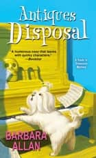 Antiques Disposal ebook by Barbara Allan
