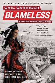 Blameless ebook by Gail Carriger