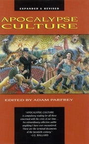 Apocalypse Culture ebook by Adam Parfrey