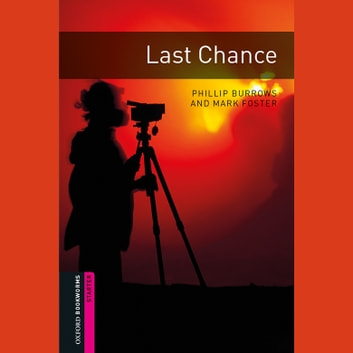 Last Chance audiobook by Phillip Burrows,Mark Foster