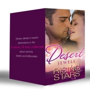 Desert Jewels & Rising Stars (Mills & Boon e-Book Collections) ebook by Sharon Kendrick, Abby Green, Annie West,...