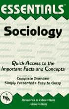 Sociology Essentials ebook by Robyn Goldstein Fuchs