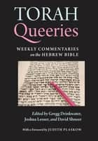 Torah Queeries - Weekly Commentaries on the Hebrew Bible ebook by Gregg Drinkwater, Joshua Lesser, Judith Plaskow,...