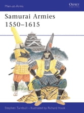 Samurai Armies 1550?1615 ebook by Dr Stephen Turnbull