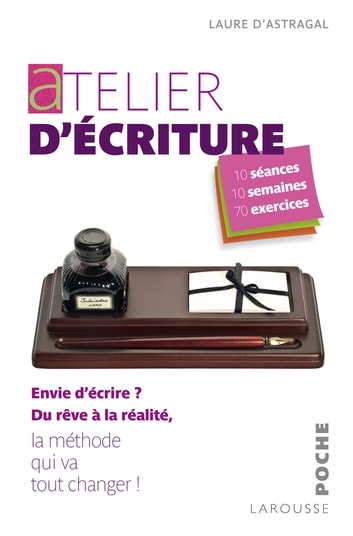 Atelier d'écriture ebook by Laure Astragal