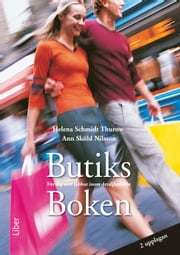 Butiksboken ebook by Helena Schmidt Thurow,Ann Sköld Nilsson