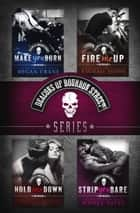 The Deacons of Bourbon Street Series 4-Book Bundle - Make You Burn, Fire Me Up, Hold Me Down, Strip You Bare eBook par Megan Crane, Rachael Johns, Jackie Ashenden,...