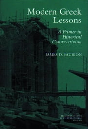 Modern Greek Lessons ebook by Faubion, James D.