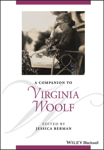 A Companion to Virginia Woolf ebook by