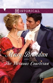 The Virtuous Courtesan ebook by Mary Brendan