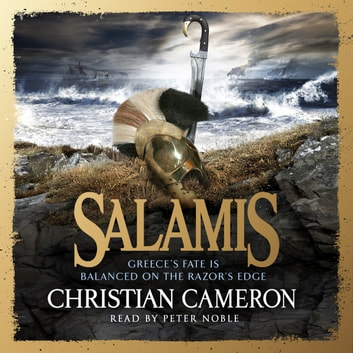 Salamis audiobook by Christian Cameron