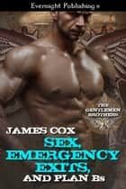 Sex, Emergency Exits, and Plan Bs ebook by James Cox
