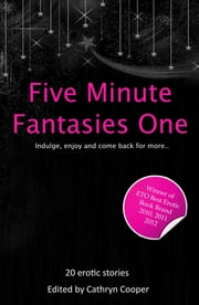 Five Minute Fantasies 1 ebook by Cathryn Cooper,Astrid L,Elizabeth Cage,Landon Dixon,Lynn Lake,J. Carron,David Harvie,Phoebe Grafton,Eva Hore,Carmel Lockyer,Gwen Masters,Dianne Cross,Stephen Albrow,Jeremy Edwards,Jim Baker,Kitti Bernetti