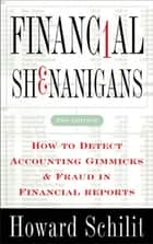 Financial Shenanigans Epub