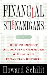 Financial Shenanigans ebook by Howard Schilit