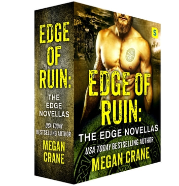 Edge of Ruin: The Edge Novella Boxed Set - Viking Dystopian Romance ebook by Megan Crane