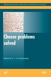 Cheese Problems Solved ebook by P L H McSweeney