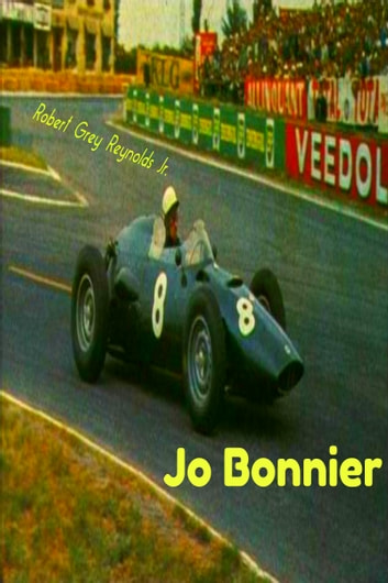 Jo Bonnier ebook by Robert Grey Reynolds Jr