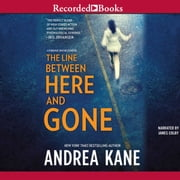 The Line Between Here and Gone audiobook by Andrea Kane