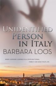 Unidentified Person In Italy ebook by Barbara Loos