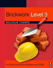Brickwork Level 3 ebook by Malcolm Thorpe