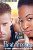 Heat Strokes - A Sexy Interracial BWWM Romance Short Story from Steam Books ebook by Monica Celeste, Steam Books