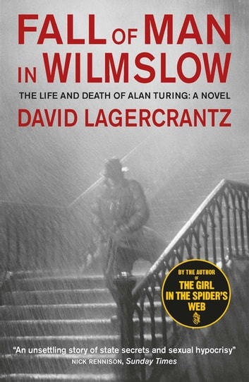 Fall of Man in Wilmslow ebook by David Lagercrantz