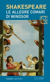 Le allegre comari di Windsor. Con testo a fronte ebook by William Shakespeare