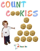 Count Cookies ebook by My Smart Kid