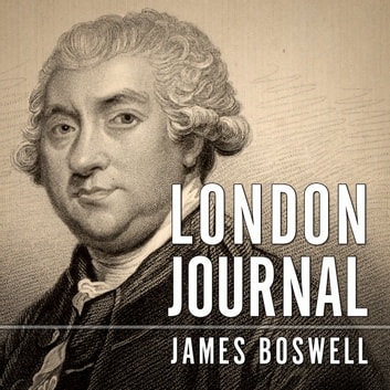 London Journal audiobook by James Boswell