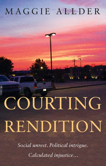 Courting Rendition ebook by Maggie Allder
