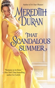 That Scandalous Summer ebook by Meredith Duran