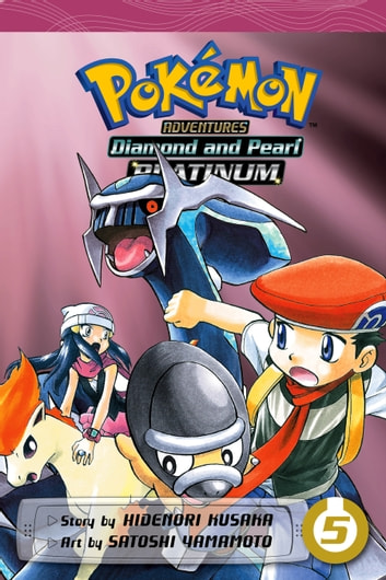 Pokémon Adventures: Diamond and Pearl/Platinum, Vol. 5 ebook by Hidenori Kusaka