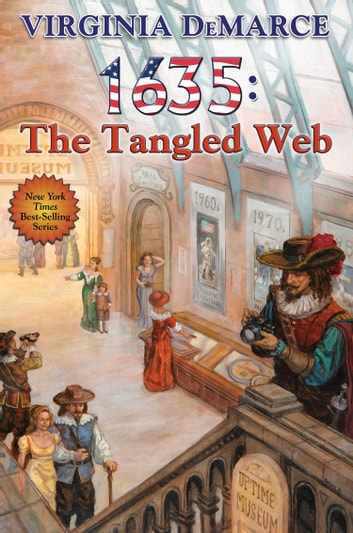 1635: The Tangled Web ebook by Virginia DeMarce