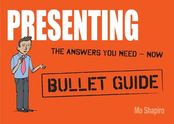 Presenting: Bullet Guides eBook by Mo Shapiro