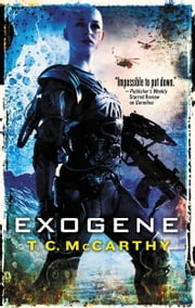 Exogene ebook by T.C. McCarthy