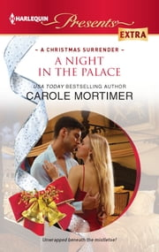 A Night in the Palace ebook by Carole Mortimer