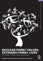 Nuclear Family Values, Extended Family Lives - The Power of Race, Class, and Gender ebook by Natalia Sarkisian,Naomi Gerstel