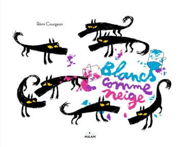 Blancs comme neige ebook by Rémi Courgeon